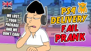 getlinkyoutube.com-Asian PS4 Delivery Fail Prank (UK) - Ownage Pranks