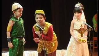 getlinkyoutube.com-Cinderella Drama in Bambino (UKG)