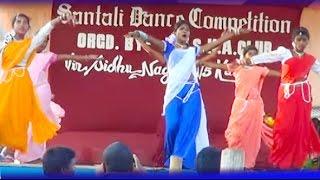 getlinkyoutube.com-santali dance compitition || ligin gada hoi badaya || new santali video songs