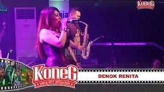 getlinkyoutube.com-Denok Renita - Kanggo Riko [1st Anniversary KONEG BAND - Liquid Cafe Jogja] [Koplo Version]