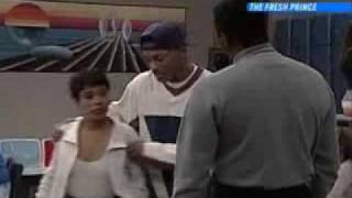 Fresh Prince of Bel Air - The Punch (at Bowling)