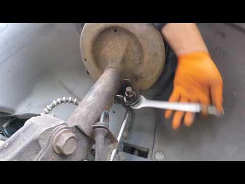 Как проверить и установить передний стабилизатор chrysler dodge