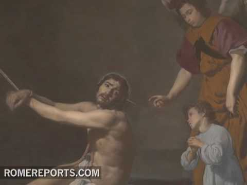 Realistic Spanish sacred masterpieces on display in the National Gallery in Washington