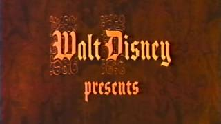 Opening To Sleeping Beauty 1986 VHS