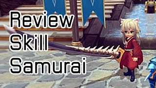 getlinkyoutube.com-Dragon Slayer Online [TH] - Review Skill Samurai / Swordsman / Assassin