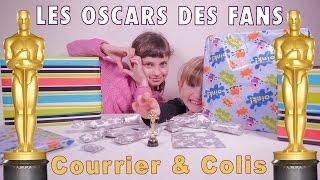 getlinkyoutube.com-[COLIS & COURRIER] REMISE DES OSCARS aux Fans pour leur lettres et cadeaux #24 ♡♡♡ - Fan's letters