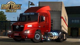 ETS 2   MB ATRON 1635 l Euro Truck Simulator 2 l X 1 22