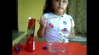 getlinkyoutube.com-experimento para niños, lampara de lava