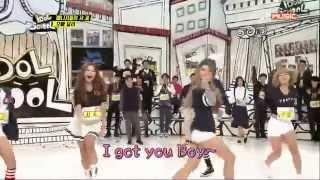 [ENG SUB] 141125 Idol School ep 14 - MADTOWN, Minx, MR.MR