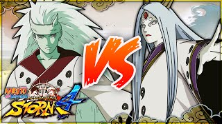 getlinkyoutube.com-[PC] NARUTO SHIPPUDEN: Ultimate Ninja STORM 4 | Rikudou Madara VS Kaguya