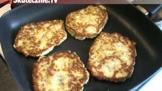 getlinkyoutube.com-Placki ziemniaczane z gotowanych ziemniaków :: Skutecznie.Tv