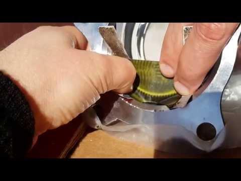 Риски магнитного кольца АБС TLC Prado 120