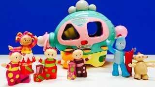 getlinkyoutube.com-Sort and Learn Pinky Ponk In The Night Garden Vtech Toy