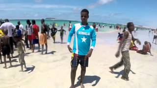 getlinkyoutube.com-FRIDAY FUN AT LIDO BEACH MOGADISHU SOMALIA