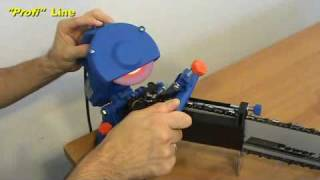 getlinkyoutube.com-Arti Tec - Chain Saw Sharpener for Bar (MP)