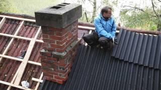 getlinkyoutube.com-Ондулин. Монтаж новой кровли / Onduline. Your New Roof Coating
