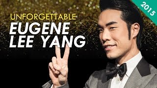Unforgettable 2015 Male Breakout Star of the Year: Eugene Lee Yang