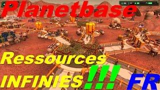 getlinkyoutube.com-Planetbase - Ressources Infinies ! Argent Illimité ! Cheat