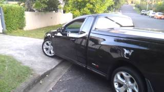 Ford Fg xr8 only cats... no exhaust