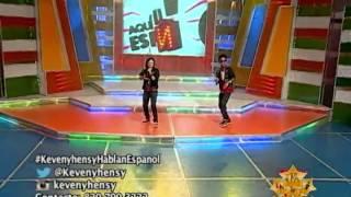 getlinkyoutube.com-Keven y Hensy en Aqui se habla español