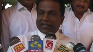 Proposal to dump waste in Puttalam is not practical - Thilanga