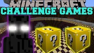 getlinkyoutube.com-Minecraft: ENDER LORD CHALLENGE GAMES - Lucky Block Mod - Modded Mini-Game