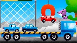 getlinkyoutube.com-Мультик для детей - Свалка машинок. Машинки мультфильмы. Мультики для детей 3 лет.