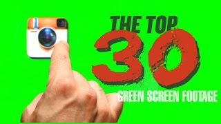 getlinkyoutube.com-Top 30 Green Screen Footage Free Download V.1