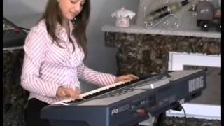 """getlinkyoutube.com-Andrada Dinca - Formatia """"ParaMusic"""" (Petrisor Dinca) Pitesti 13"""