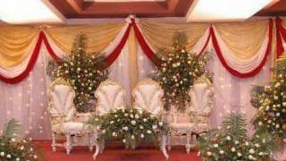 getlinkyoutube.com-Wedding Stage Decorations