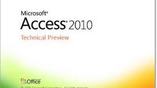 getlinkyoutube.com-مفاجأة: شرح Access 2010 في فيديو واحد