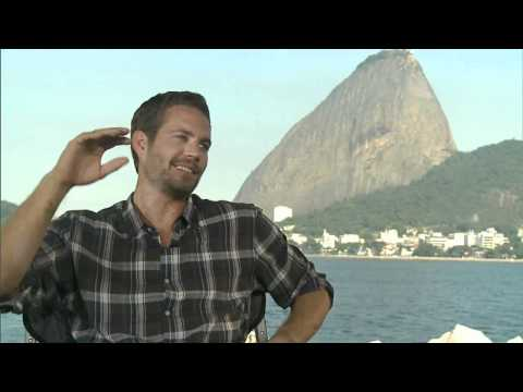 Paul Walker - Fast Five Interview HD