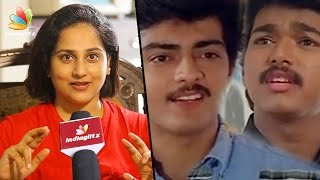 No other Actress Would Have Got This Chance : Metti Oli Gayathri on Ajith & Vijay | Interview
