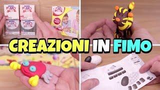 getlinkyoutube.com-CREAZIONI IN FIMO KIDS: facili, belle e pucciose - TUTORIAL