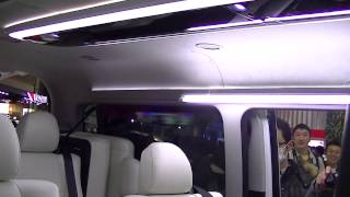 getlinkyoutube.com-ハイエースに新車からアルファード、ヴェルファイアのキャプテンシートが装着されているモデルがあるんです!トヨタ車体 トヨタカスタマイズ
