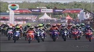 getlinkyoutube.com-Indoprix 2014 125cc Race 2 Sirkuit Skyland (Full)