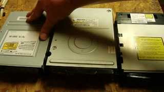 getlinkyoutube.com-How to replace my original Xbox DVD disc drive tutorial