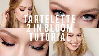 Simple Tartelette 2 in Bloom Palette Tutorial | Jeanna Lee