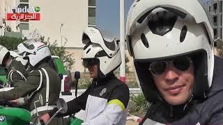 getlinkyoutube.com-المسيلة - سرية امن الطرقات لدرك الوطني تستعمل السيارات و الدراجات المموهة