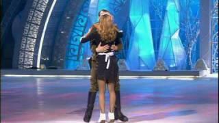Навка-Башаров - Танго = TANGO SOBRE HIELO