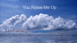 Karaoke - You Raise Me Up (Girls Key)