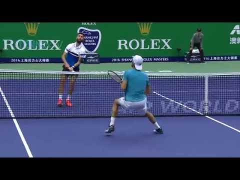 Paire Turns Body Blow Into Hot Shot Shanghai 2016