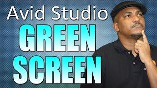 getlinkyoutube.com-Avid Studio / Pinnacle Studio 16 & 17 - Green Screen & Chroma Key Tutorial
