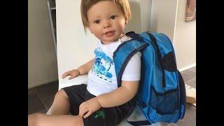 Reborn Toddler Daycare Routine!