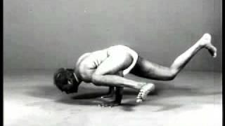 BKS Iyengar in 1977