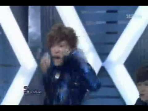 [Perf] 120429 SBS  Inkigayo EXO-K - MAMA