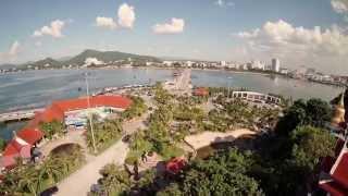 FPV Quadcopter - TBS Discovery - Ko Loi - Wat Kao Rae - Wat Phra Ram - Thailand - Dragon Link