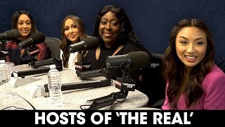 Hosts of The Real On Why Tamar Braxton Really Left The Show, Girl Chat + More width=