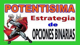 ▶️ POTENTISIMA: PATRON de OPCIONES BINARIAS en IQ OPTION