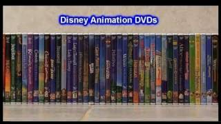 getlinkyoutube.com-My Disney Pixar DVD Animation Collection